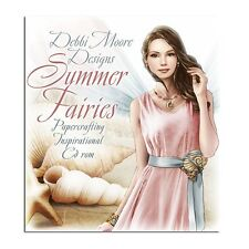 Debbi Moore Designs Summer Fairies Papercrafting Inspirational CD Rom (325979)