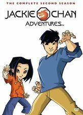 JACKIE CHAN ADVENTURES: COMPLETE SEASON 2 -  Region Free DVD - Sealed