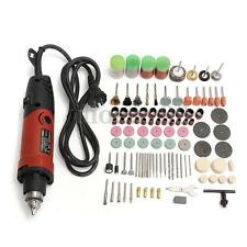 220V 400W Electric Rotary Tool Dremel Drill Power + 161Pcs Carving Accessories
