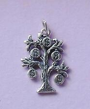 Money Tree Charm Pendant STERLING SILVER