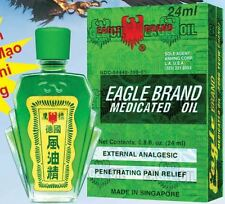 1 Eagle Brand Medicated oil 1 Bottles X 24ml ~ Shipped From California !