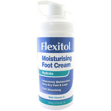 Flexitol Moisturising Foot Cream for Very Dry Feet & Legs 500g