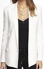 New EXPRESS Women's Double Breasted Slim Soft Blazer Jacket, nwt, size 6, $118