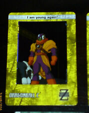 DRAGON BALL Z GT DBZ FILM COLLECTION CARDDASS CARD REG CARTE 09 NM CARDZ ARTBOX