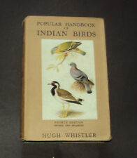 POPULAR HANDBOOK OF INDIAN BIRDS: India / Natural History / Ornithology / 1963