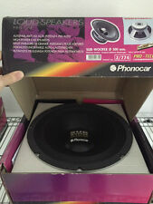 PHONOCAR 2/774 PRO-TECH SUB-WOOFER 300MM 300W RMS HIGH DYNAMIC STAINLESS CAR