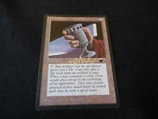 Vintage Magic The Gathering MTG Urza's Chalice Antiquities Card Artist SIGNED
