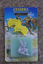 CITADEL  VINTAGE   SKELETON WARRIOR #c,  BLISTER C17