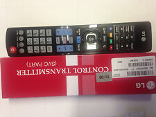 LG REMOTE CONTROL AKB73615362 Suits Late Model LG TV's - Has a Smart/Home Button