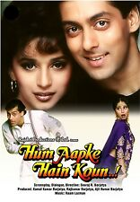 Hum Aapke Hain Koun - Madhuri Dixit, Salman Khan - bollywood hindi movie dvd