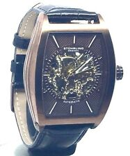 Stuhrling Men's 182C3.336559 Leisure Millennia Master Automatic Skeleton Watch