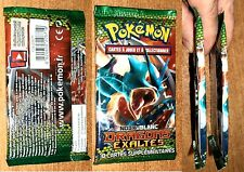 ① BOOSTER CARTES POKEMON Neuf - DRAGONS EXALTES - LEVIATOR - ERROR 13 Cartes -