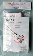 The Viper Flying Model Rocket Kit