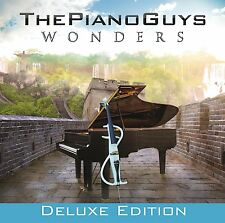 Wonders - The Piano Guys (Deluxe Edition,2014,CD+DVD,Masterworks) FREE SHIPPING