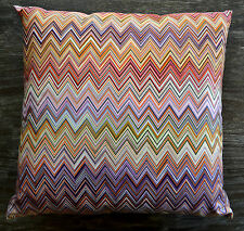 "Missoni Home John 16 x 16"" Cushion or Pillow, Color 156O"