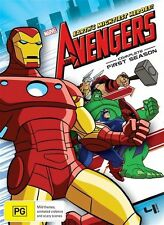 The Avengers - Complete Collection Season 1 (DVD, 2012, 4-Disc Set)