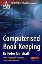 Computerised Book-Keeping, New, Marshall, Dr Peter Book