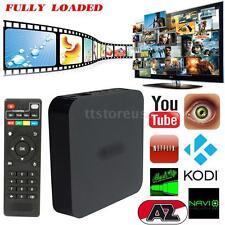 Smart TV BOX Android 4.4 XBMC KODI S805 Quad Core 8GB WIFI HD 1080P Media Player