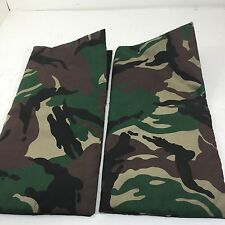 LOT OF 2 1/6TH SCALE CAMO SLEEPING BAGS HASBRO DRAGON BBI DID 21ST VIETNAM