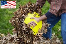 Leaf Scoops making Lawn Garden Rakes Tradition Grass Twigs Ideal Premium - USA
