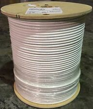 Commscope RG6 coax cable white digital In House cable 1000 feet Fast Shipping!!!