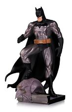 DC Comics Batman Metallic Mini Statue By Jim Lee