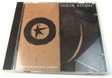 Dream Kitaro Cd Featuring Vocals By Jon Anderson