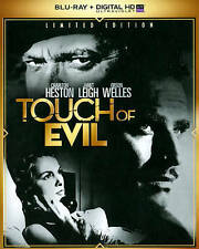 Touch of Evil (Blu-ray Disc, 2014, Limited Edition Includes Digital Copy UltraV…