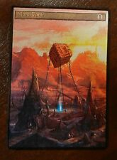 Magic the Gathering MTG altered art Mana Vault