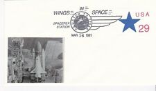 WINGS IN SPACE SPACEPEX STATION HOUSTON, TX MARCH 16, 1991