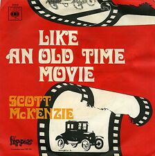 "SCOTT McKENZIE LIKE AN OLD TIME MOVIE WHAT'S THE DIFFERENCE 7"" ITALY 1967 M-"