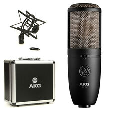 AKG P420 High Performance Large Diaphragm Condenser Microphone DEMO