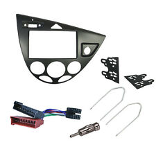 FORD Focus 1999 - Jan 2005 Double Din Car Stereo Fitting Kit Fascia CT23FD35