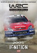 World Rally Championship - Official review 2005 (New DVD) WRC Loeb Solberg