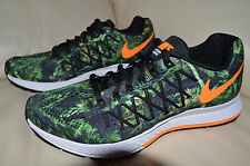 New Nike Womens  Zoom Pegasus Solstice Floral Running Shoes 805939-003  8.5