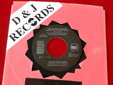 BLACK CROWES~ THORN IN MY PRIDE~ UNPLAYED STORE STOCK~ STING ME~ MINT ~ ROCK  45