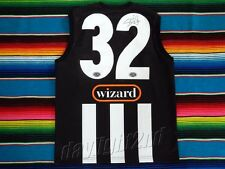 Signed TRAVIS CLOKE Collingwood Guernsey PROOF COA Magpies AFL Jumper 2017
