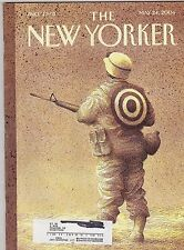 MAY 24 2004 -  THE NEW YORKER magazine - SOLDIER - TARGET