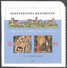 Deutschland MiNr. 2642 ** Klosterinsel Reichenau Selbstklebende Marke vom MH 71