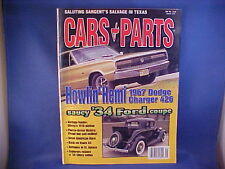 CARS & PARTS September 2001--18 Chevrolet, 67 Dodge, 34 Ford and 34 Pierce-Arrow