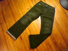 VTG MENS DIESEL RAVIX RELAXED BUTTON-FLY BLACK DENIM JEANS 30 X 34 MADE IN ITALY