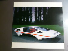 Ferrari Prototype Coupe Print Picture Poster RARE!! Awesome L@@K