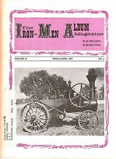 Cooper Steam Traction Engine, 1976 Scott-Carver Show, Antique Steam Engines IMA