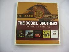 DOOBIE BROTHERS - ORIGINAL ALBUM SERIES - 5CD NEW SEALED BOXSET 2011