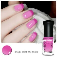 6ml Thermolack Peel Off Farbwechsel Nagellack Nail Color Changing Polish 23816