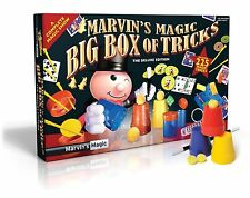 Marvin's Amazing Magic Tricks - The Deluxe Special Edition with 225 Magic Tricks
