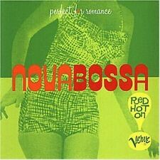 Nova Bossa-Red hot on Verve (23 tracks, 1996) Astrud Gilberto/Antonio Carlos Job