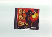 MAD DOG McCREE - CLASSIC 1993 FPS REAL MOTION WESTERN COWBOY SHOOTER PC GAME DW