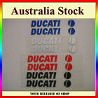 Ducati Sticker Decal Badge Emblem Logo Bike ATV Quad Motorcycle Petrol Fuel Tank