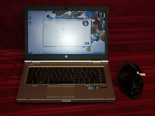 HP EliteBook 8460p - 2.7 GHz i7/4GB/320GB HD/USB 3.0/BT/Radeon 6470/1600x900 A2